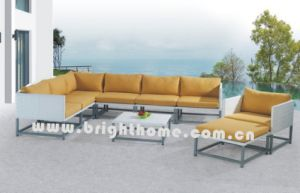 Modern Sofa Set Wicker Outdoor Furniture Bp-829 pictures & photos