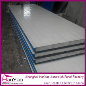 150mm Color Steel Expanded Plystyrene EPS Sandwich Panel for Wall pictures & photos