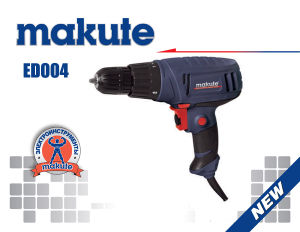 1050W 16mm Professional Electric Power Hand Tools Drill (ED006) pictures & photos