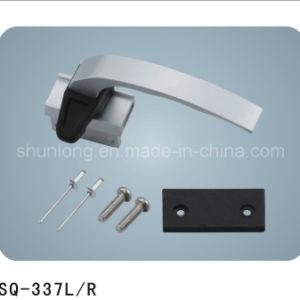 Aluminium Handle for Doors and Windows Hardware (SQ-337 L/R)