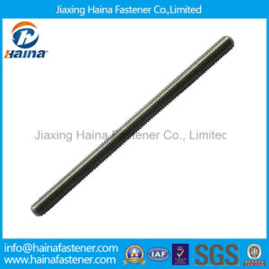 Stainless Steel Carbon Steel Zinc Galvanized Thread/Threaded Rod DIN975 pictures & photos