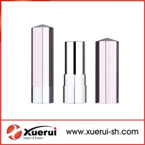 Empty Aluminium Makeup Lipstick Tube pictures & photos