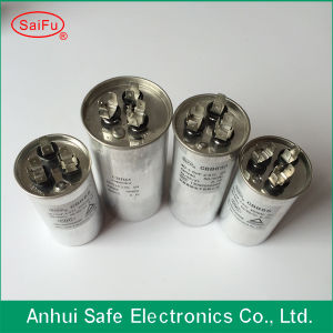High Quality AC Dual Capacitor 15+3UF 25+2UF 60+5UF pictures & photos