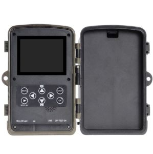 2015 12MP Full HD IR Trail Camera Hunting Camera pictures & photos