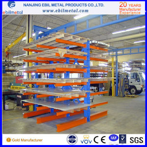 Popular Steel Cantilever Racking From Chinese Manufacturer with Ral Color pictures & photos