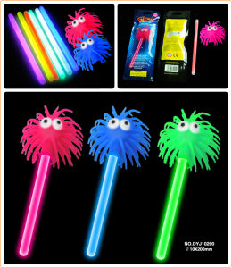 New Product, Big Eyes Animals Glow Stick pictures & photos