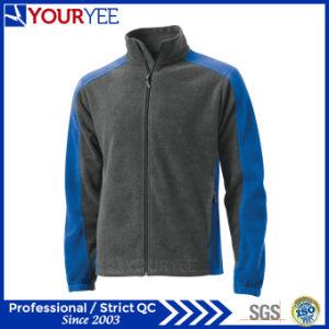 Hot Sell Two Tone Mens Polar Fleece Jacket (YYLR112) pictures & photos