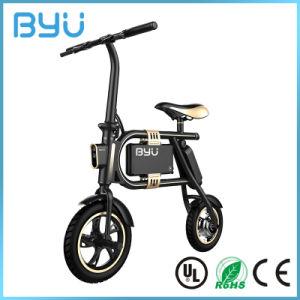 2016 Latest Mini Folding Foldable Electric Bicycle Electric Pocket Bike