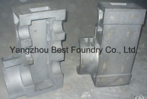 Ductile Cast Iron Reduction Gearbox Housing