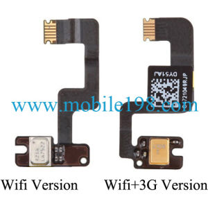OEM for iPad 3 Microphone Flex Cable Ribbon WiFi 3G pictures & photos