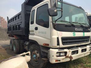 Japan Manufacture Left Hand Driver Dumper Used Isuzu Dump Truck pictures & photos