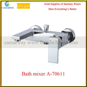 Sedal Cartridge Brass Square Shower Bathtub Faucet&Mixer for Bathroom