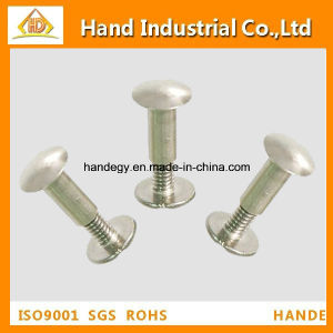 Button Head Binding Fastener Screw pictures & photos