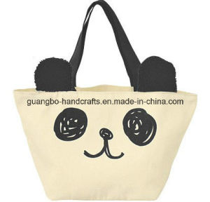 Custom Shoulder Cotton Non Woven Promotional Shopping Tote Bag Canvas Bag pictures & photos