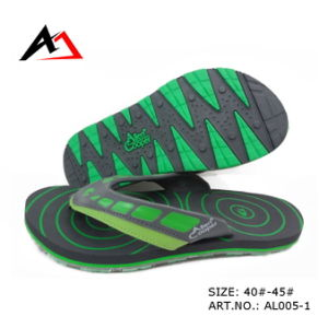 Leisure Shoes Casual Sandals Slipper Footwear for Men (AL005-1) pictures & photos