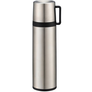 2016 Double Wall Big Capacity Stainless Steel Vacuum Flask pictures & photos