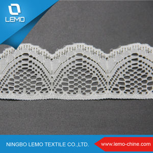 No Elastic for Tricot Lace pictures & photos