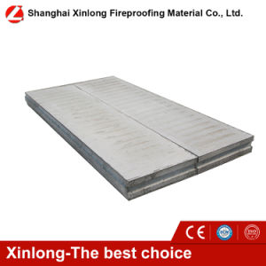 Structural Insulated Panels/ EPS Fiber Cement Sandwich Panels