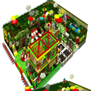 Niuniu Forest Themed Popular Kids Indoor Playground for Sale pictures & photos
