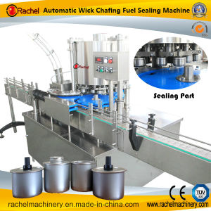 Automatic Solid Alcohol Can Sealing Machine pictures & photos