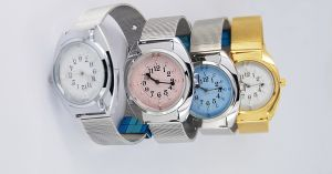 New Quartz Touch Blind Watch (TW-N800) Blind Talking Watch pictures & photos