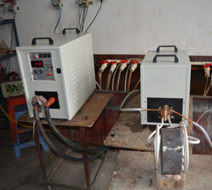 High Frequency Induction Heater (HF-80KW) pictures & photos
