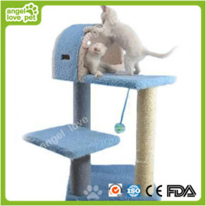High Quality New Desgin Classical Style Firm Cat Tree pictures & photos