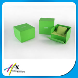 Luxury Cardboard Paper Gift Watch Packing Box pictures & photos