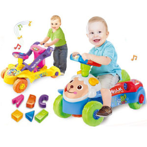 Ce Approval Baby Musical Walker (H0940659) pictures & photos