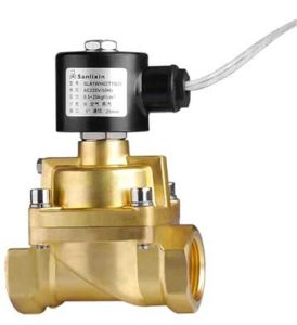 Steam Solenoid Valve with Nass Coil pictures & photos