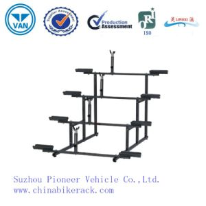 Hot Sales Multi-Tiers Bike Storage Display Stand pictures & photos