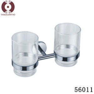 High Selling Bathroom Accressories Sanitary Ware Cup Holder (56011) pictures & photos