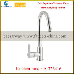Brass Single Lever Sink Faucet