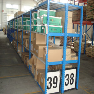 SGS Approved Steel Storage Rack Long Span Shelf pictures & photos