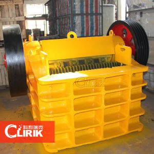 China Made Jaw Crusher Type Rock Crusher Plant pictures & photos