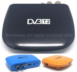 STB DVB DVB-T DVB-T2 TV Set Top Box pictures & photos