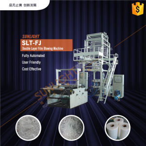 Double Layer Coextrusion Rotary Die Film Blowing Machine