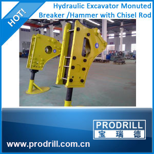 Chisel 680mm Box Silent Type Hydraulic Breaker for Excavator pictures & photos