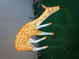 LED Christmas Reindeer Light for Xmas Decoration pictures & photos