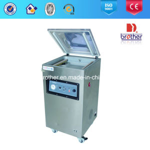 Semi-Auto Vacuum Packing Machine with Stand pictures & photos