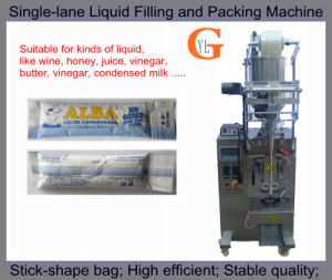 Condensed Milk Packing Machine (stick shape; 5 to 20 ml;) pictures & photos