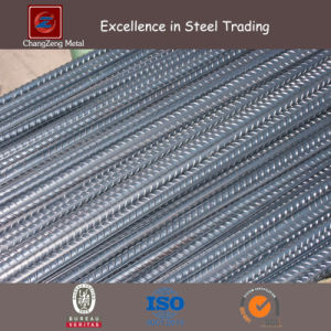 HRB400 Steel Deformed Rebar with Constructural (CZ-R38) pictures & photos