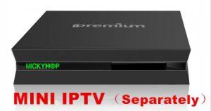 Shock TV Box Support DVB-C/DVB-S/DVB-T/ISDB-T and Mini IPTV pictures & photos