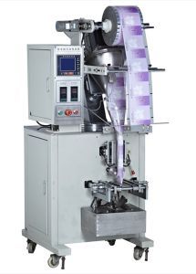 Vertical Back Cover Three Sides Sealing Powder Packing Machine pictures & photos