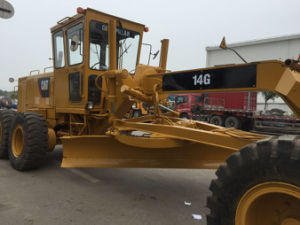 Used Cat Grader Caterpillar 14G Motor Grader for Sale pictures & photos