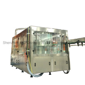Automatic Pet Bottle Washing Filling Capping Machine for Carbonated Drinks pictures & photos