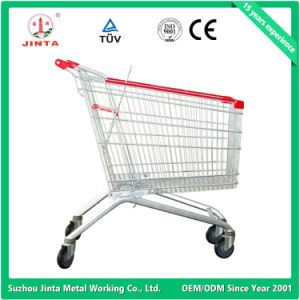 Factory Direct Wholesale European Style Shopping Cart pictures & photos
