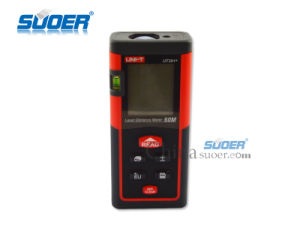 New Pocket Laser Distance Handheld Laser Rangefinder Meter (UT391+) pictures & photos