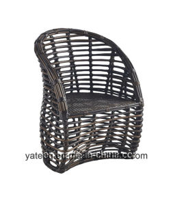 All Weather PE-Rattan Competive Price with Top Quality Outdoor Garden Furniture Dining Chair&Table Set (YT673) pictures & photos