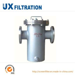 Stainless Steel Basket Strainer Filter pictures & photos